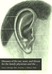 Diseases of the Ear, Nose and Throat, for the Family Physician and the Undergraduate Medical Student