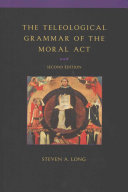 Teleological Grammar of the Moral Act Book