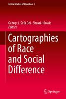 Cartographies of Race and Social Difference PDF