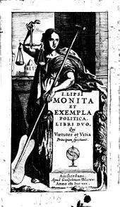 Monita et exempla politica