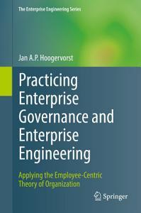 Practicing Enterprise Governance and Enterprise Engineering PDF