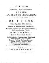 Vesperae Vadenses: sive diatribae theologico-philologicae de hyperbolis ex Scriptura sacra eliminandis