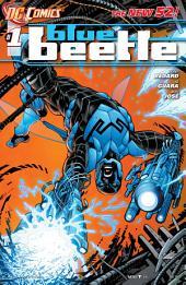 Blue Beetle (2011-) #1