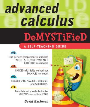 Advanced Calculus Demystified PDF