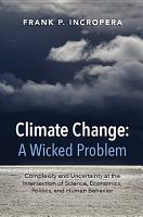 Climate Change  A Wicked Problem PDF