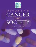 Encyclopedia of Cancer and Society PDF