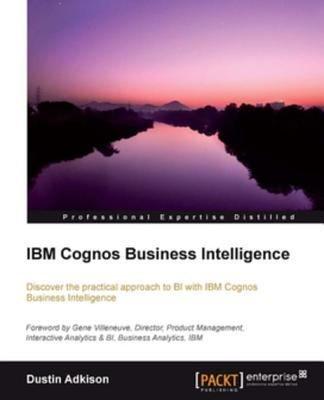 Download IBM Cognos Business Intelligence Book