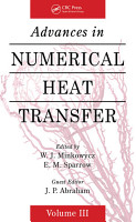 Advances in Numerical Heat Transfer PDF
