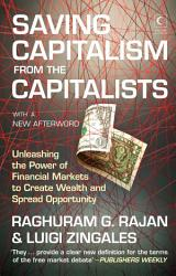 Saving Capitalism From The Capitalism Book PDF