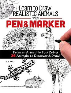 Learn to Draw Realistic Animals with Pen   Marker PDF
