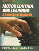 Motor Control and Learning Book