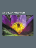 American Arsonists PDF
