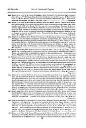 Sessional Papers: Volume 21, Issue 16