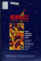 ERIC Annual Report PDF