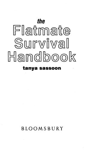 The Flatmate Survival Handbook