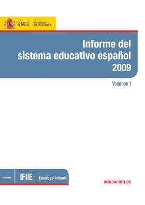 Sistema educativo espa  ol 2009