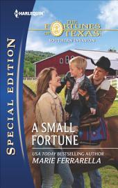 A Small Fortune: A Single Dad Romance