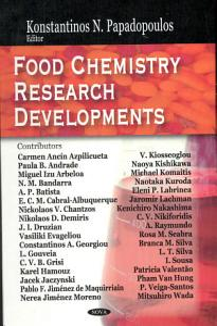 Food Chemistry Research Developments PDF