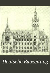 Deutsche Bauzeitung PDF