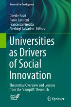 Universities as Drivers of Social Innovation PDF