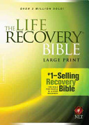 Life Recovery Bible-NLT-Large Print