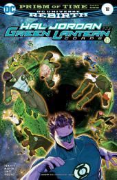Hal Jordan and The Green Lantern Corps (2016-) #18