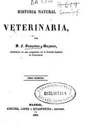 Historia natural veterinaria: Volumen 1