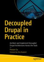 Decoupled Drupal in Practice PDF