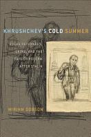 Khrushchev s Cold Summer PDF