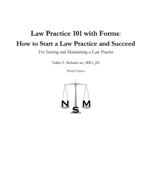 How to Start a Law Practice and Succeed