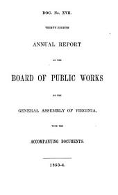 Annual Reports of Officers, Boards and Institutions of the Commonwealth of Virginia: Part 2