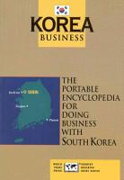 Korea Business PDF