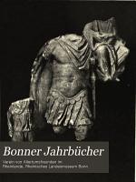 Bonner Jahrb  cher PDF