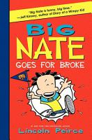 Big Nate Goes for Broke PDF