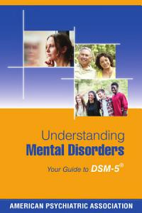 Understanding Mental Disorders Book