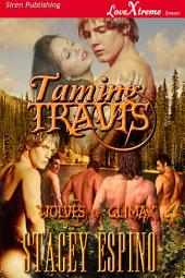 Taming Travis [Wolves of Climax 4]