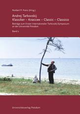 Andrej Tarkovskij  Klassiker                        Classic     Classico PDF