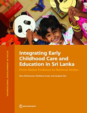 INTEGRATING EARLY CHILDHOOD CARE AND EDUCATION IN SRI LANKA PDF