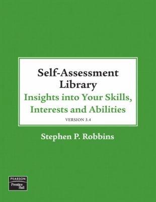 Self assessment Library 3 4 PDF