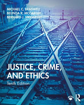 Justice  Crime  and Ethics PDF