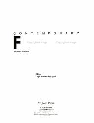 Contemporary Fashion Book PDF