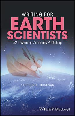 Writing for Earth Scientists