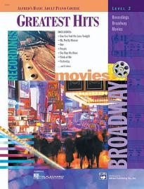 Alfred S Basic Adult Piano Course  Greatest Hits Book 2