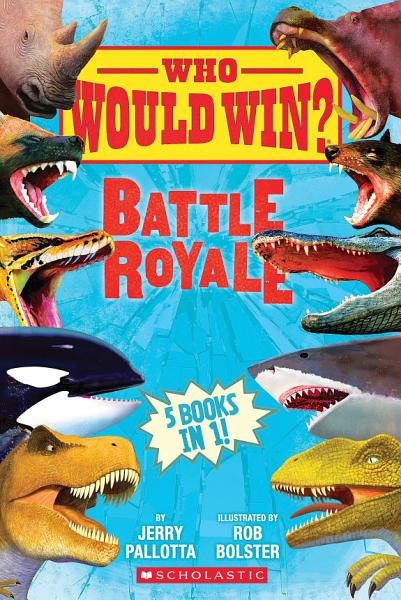 Download Who Would Win   Battle Royale Book