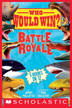 Who Would Win   Battle Royale