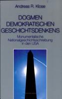Dogmen demokratischen Geschichtsdenkens PDF