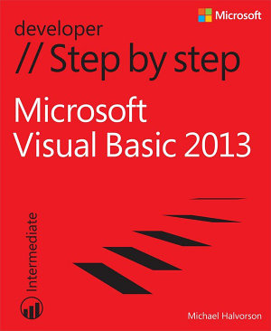 Microsoft Visual Basic 2013 Step by Step PDF