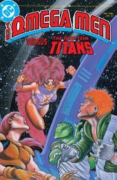 The Omega Men (1983-) #34