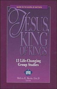 Jesus  King of Kings Book