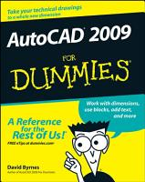 AutoCAD 2009 For Dummies PDF